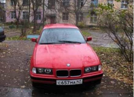Продажа BMW318is1993