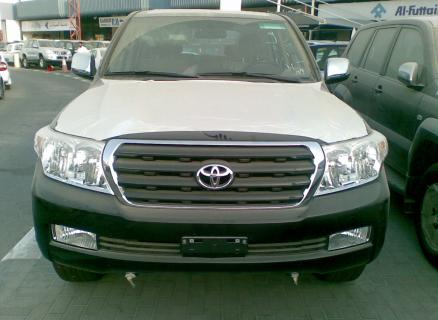 Продажа Toyota Land Cruiser 200 2008